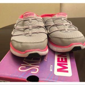 #Skechers Sport Synergy Free Play Sneaker